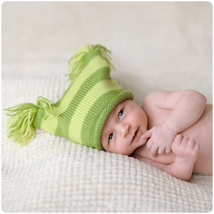 Fun Newborn Baby Hats