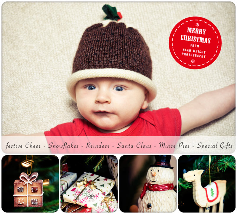 merry christmas from Alan Wright Photography