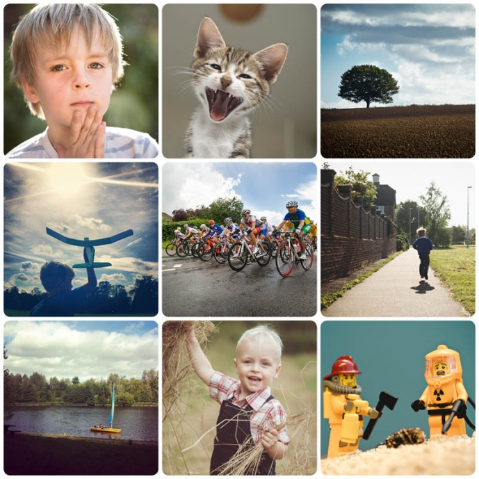 9 personal favourite photographs from 2012