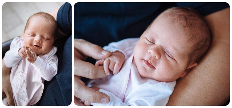 Tiny little fingers, newborn baby photography