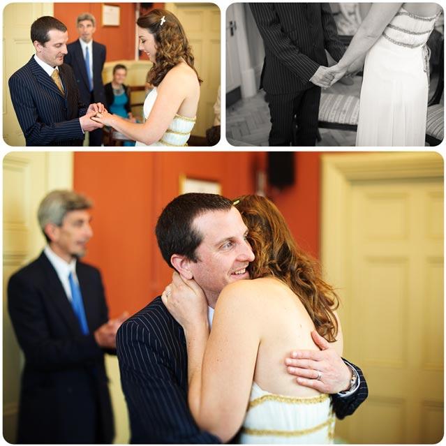 Brighton Town Hall Wedding Ceremony