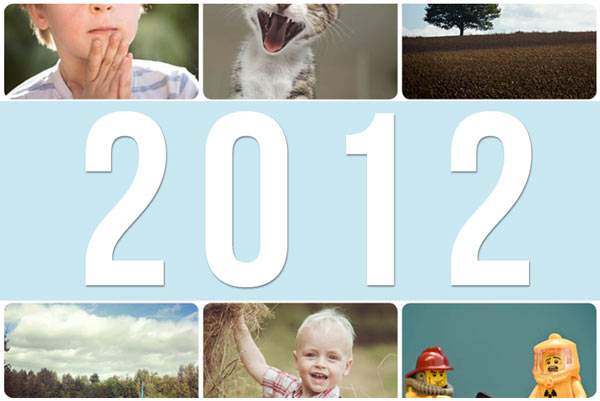 9 Favourite Personal Photos of 2012