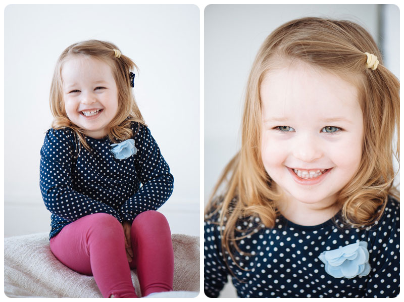 Child portraits in the Horsham Studio