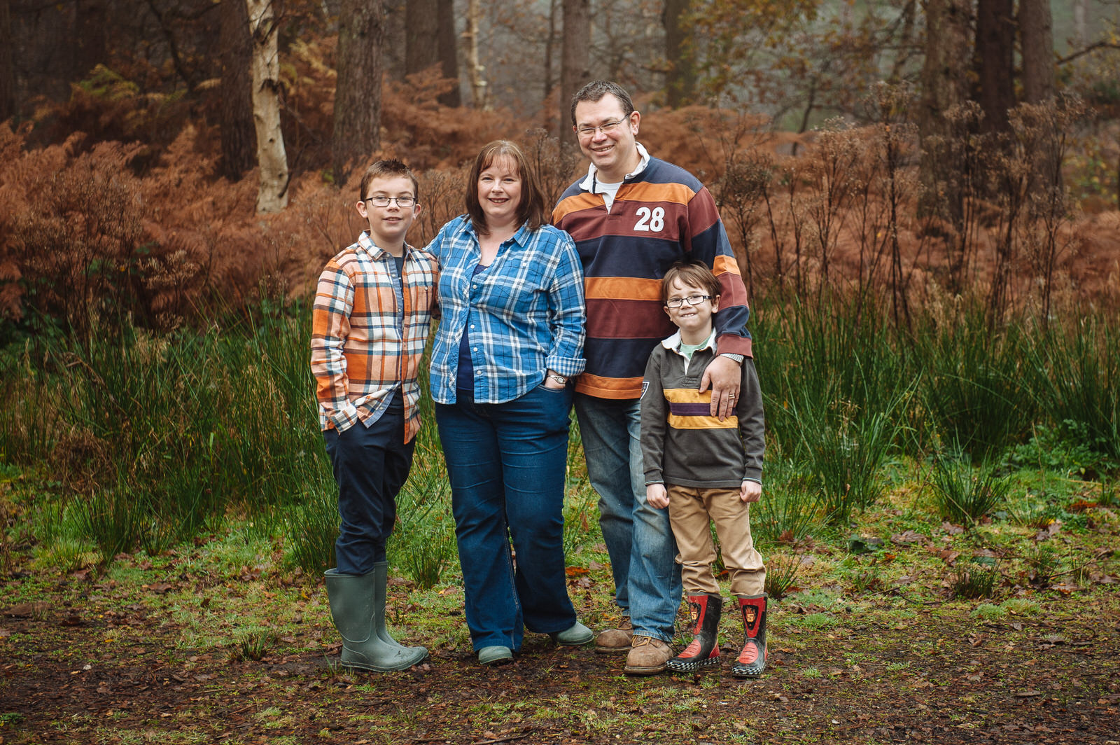 Children's and family photography near Pulborough Sussex