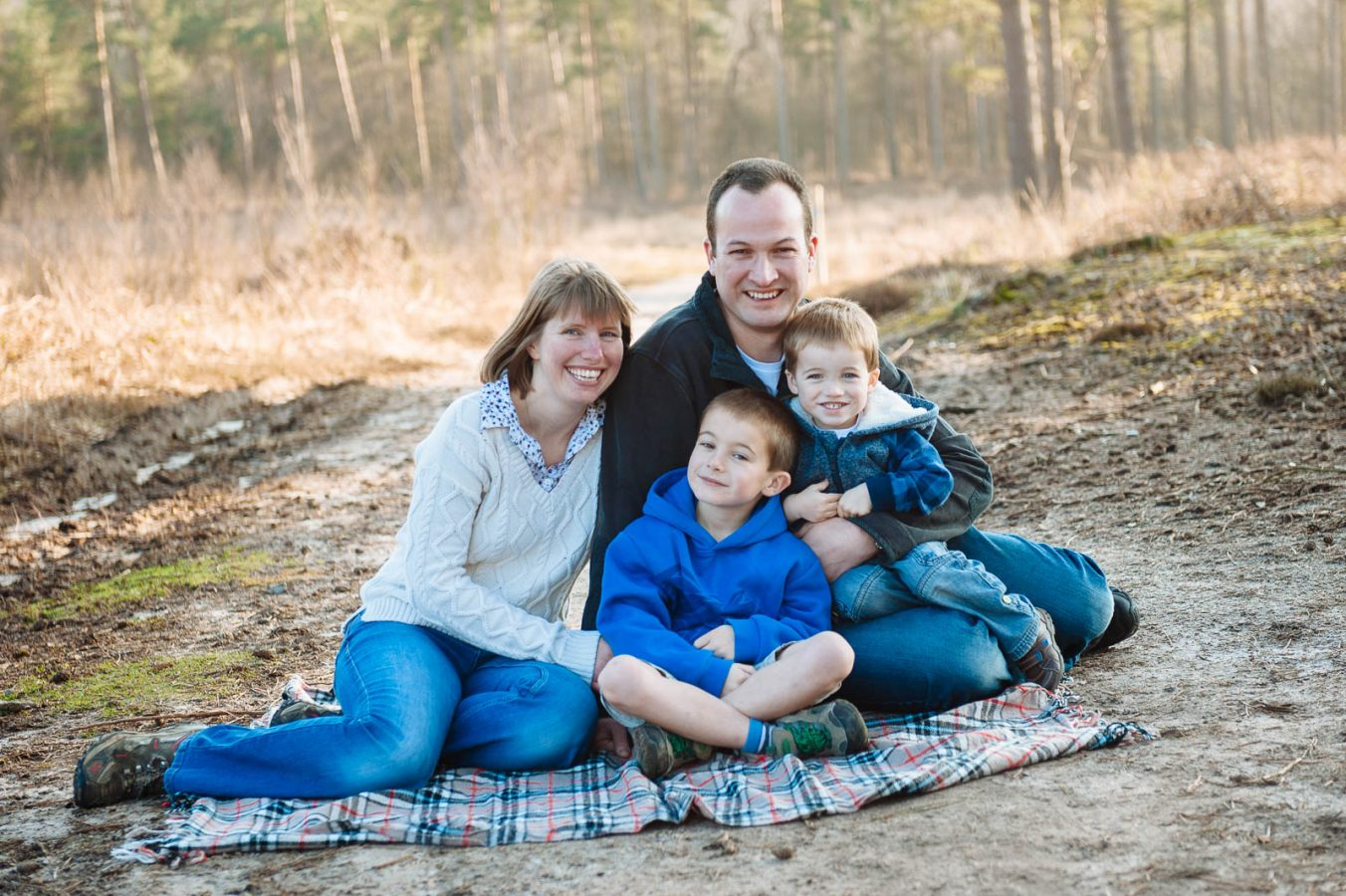 Family Photography in Pulborough West Sussex