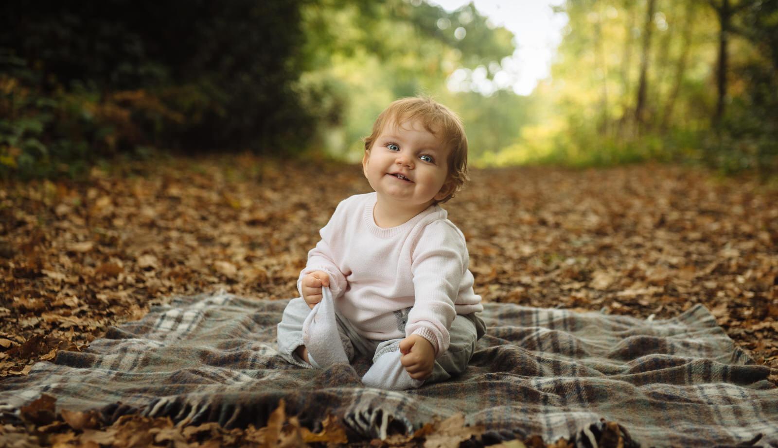 Autumnal Family Photography Royal Tunbridge Wells